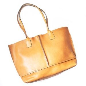 NWT Frye Lucy Leather Tote Bag